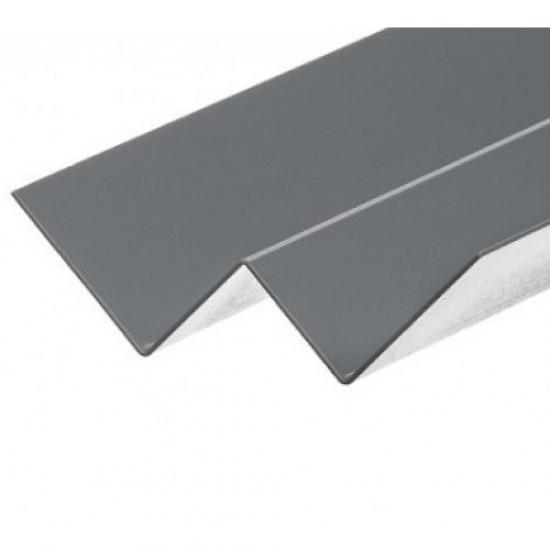 Cedral Lap Internal Aluminium Corner Profile - 3m length