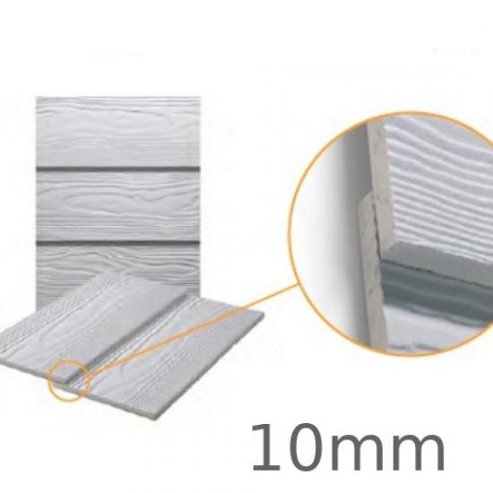 10mm Cedral Lap Fibre Cement Cladding Board - Unpainted - Wood Effect