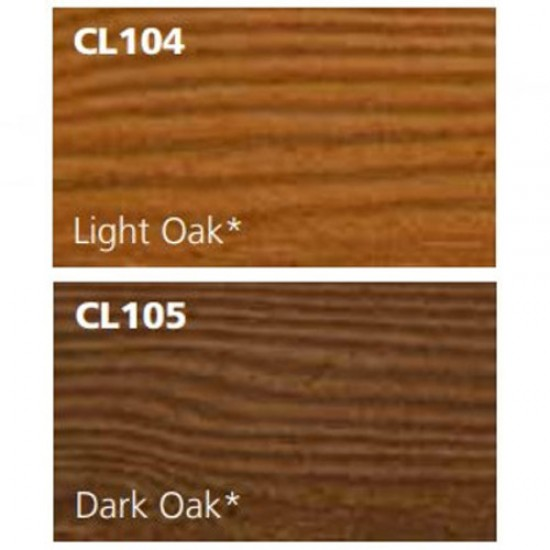 10mm Cedral Lap Fibre Cement Cladding Board - Woodstain Finishes