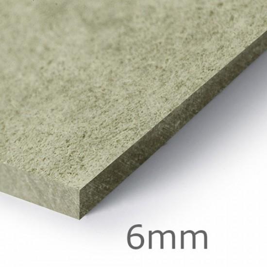 6mm Cembrit HD - Heavy Duty Base Board for External Applications - 2500mm x 1250mm