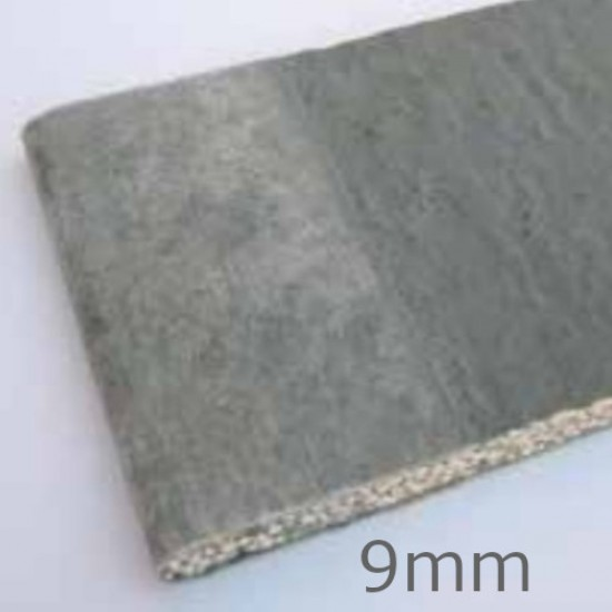 9mm Cembrit PB Permabase Cement Board - Render Carrier Board - 2400x1200mm