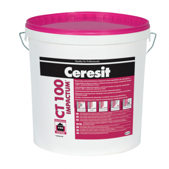 25kg Ceresit CT100 Impactum - Reinforcing Compound for Expanded Polystyrene