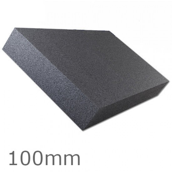 100mm Grey Polystyrene (Graphite EPS) for Insulated Render - Ceresit CT315 (pack of 6)