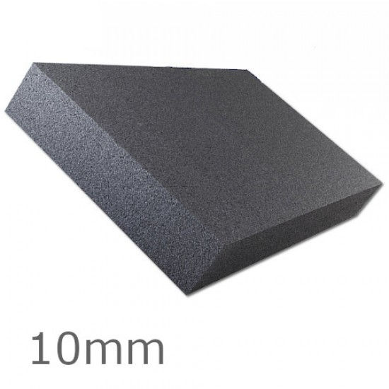 10mm Grey Polystyrene (Graphite EPS) for Insulated Render - Ceresit CT315 - (pack of 60)
