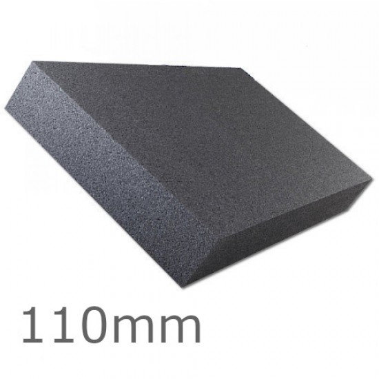 110mm Grey Polystyrene (Graphite EPS) for Insulated Render - Ceresit CT315 (pack of 5)