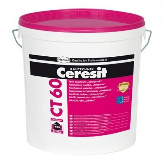 Ceresit CT60 Acrylic Render - 1.5mm grain