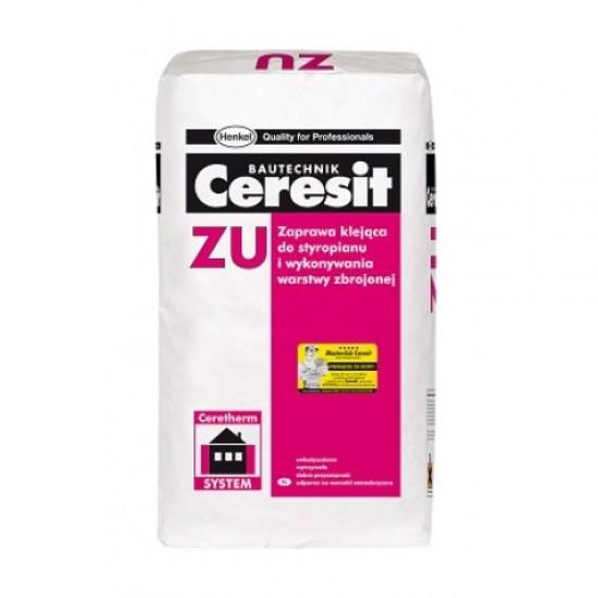 25kg Ceresit ZU Insulation and Mesh Adhesive - Base Coat Render