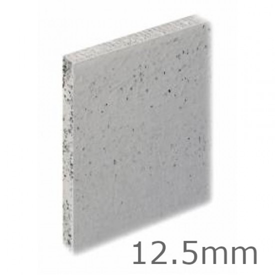 12.5mm Knauf Aquapanel Exterior Cement Board - 1200mm x 900mm