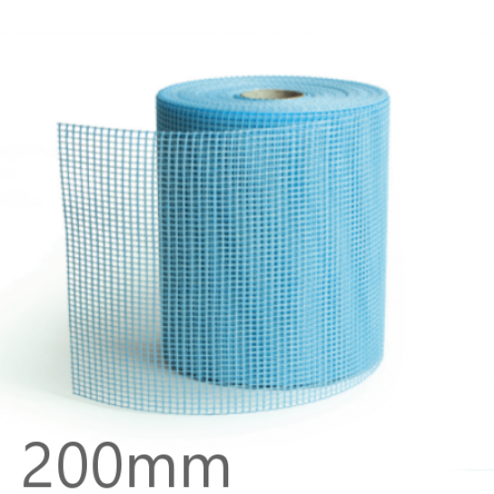 200mm Knauf Aquapanel Exterior Reinforcing Tape - 50m