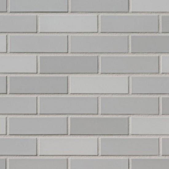 Faro Granit Smooth Facade Brick Slip - 240mm x 14mm x 71mm