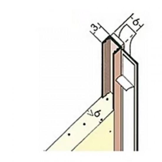6mm PVC Window Frameseal Bead (pack of 50).