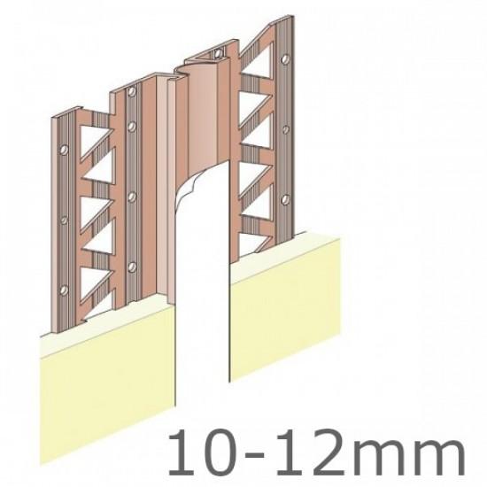 10-12mm Movement Bead PVC Length 2.5m (pack of 3).